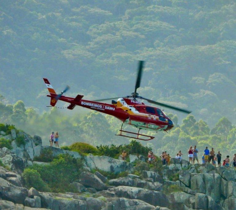 helicoptero guarda vidas